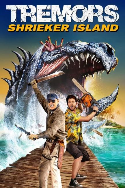 Tremors: Shrieker Island (2020) poster