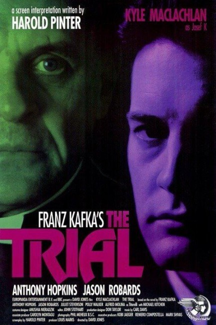 The Trial (1993) poster