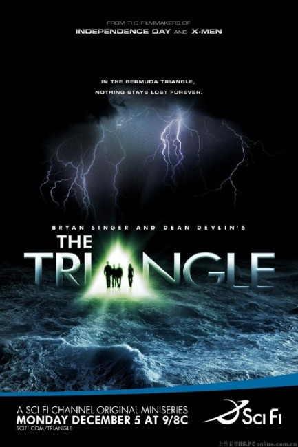 The Triangle (2005) poster