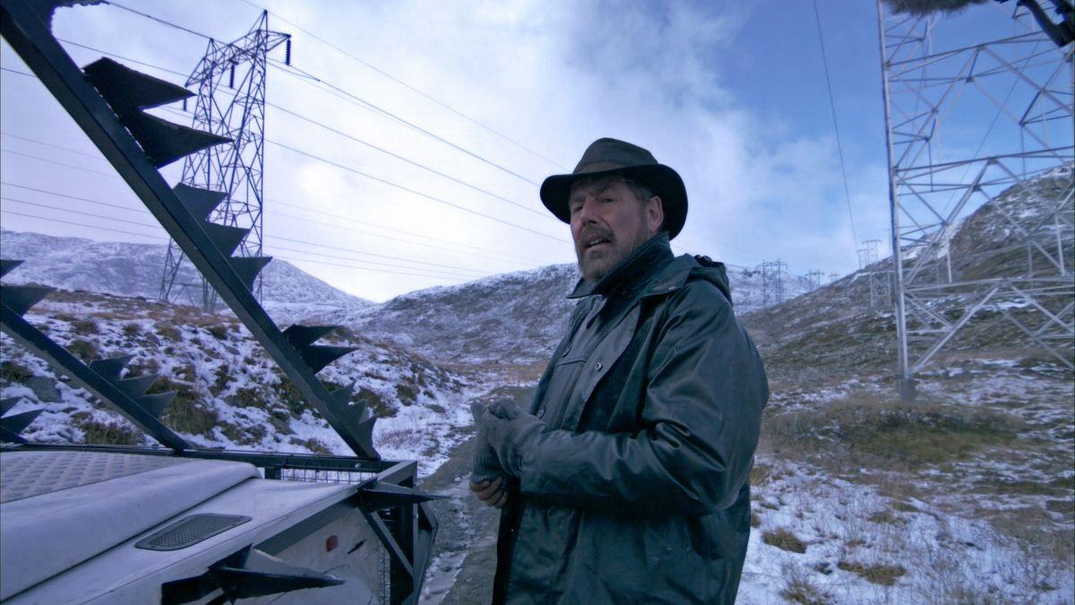 Otto Jespersen as Hans The Troll Hunter (2010)