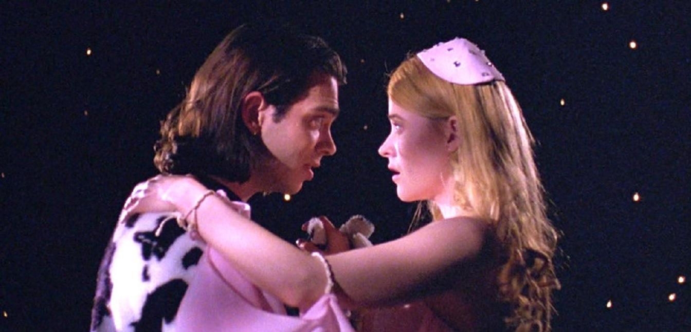 Tromeo (Will Keenan) and Juliet (Jane Jensen) - Romeo and Juliet Troma-style in Tromeo & Juliet (1996)