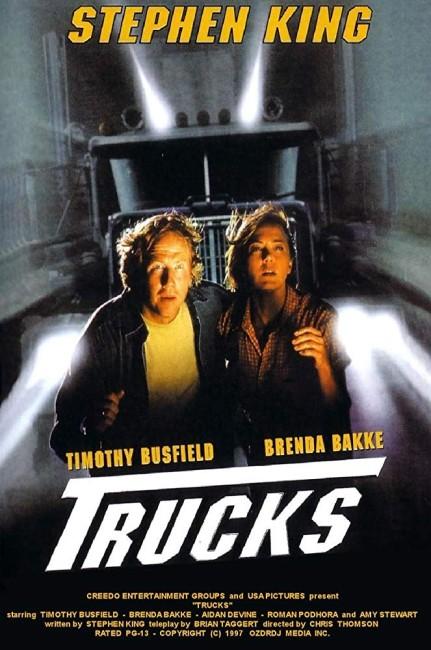 Trucks (1997) poster