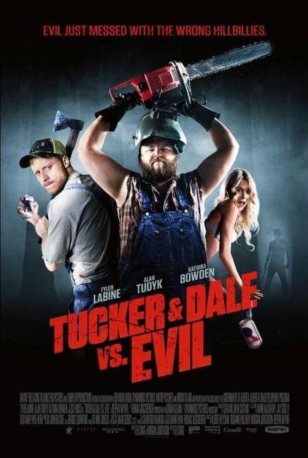 Tucker and Dale vs Evil (2010) poster