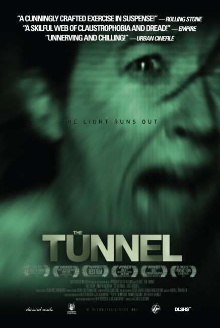 The Tunnel (2011) poster
