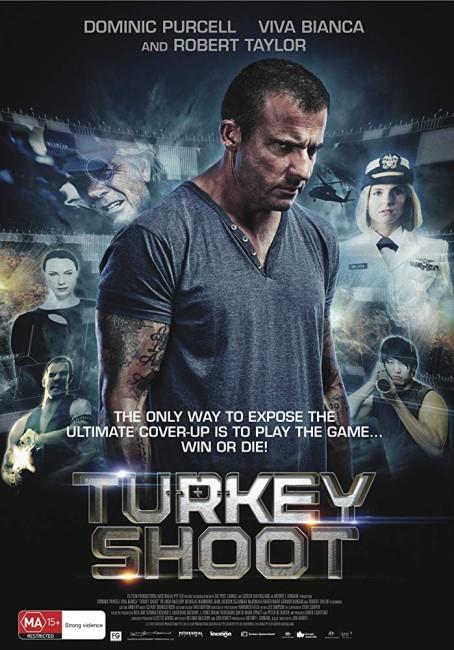 Turkey Shoot (2014) poster