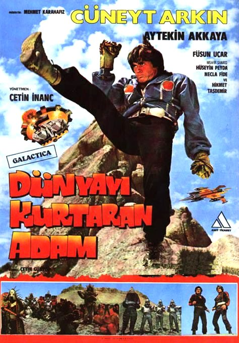 The Turkish Star Wars (1982) poster