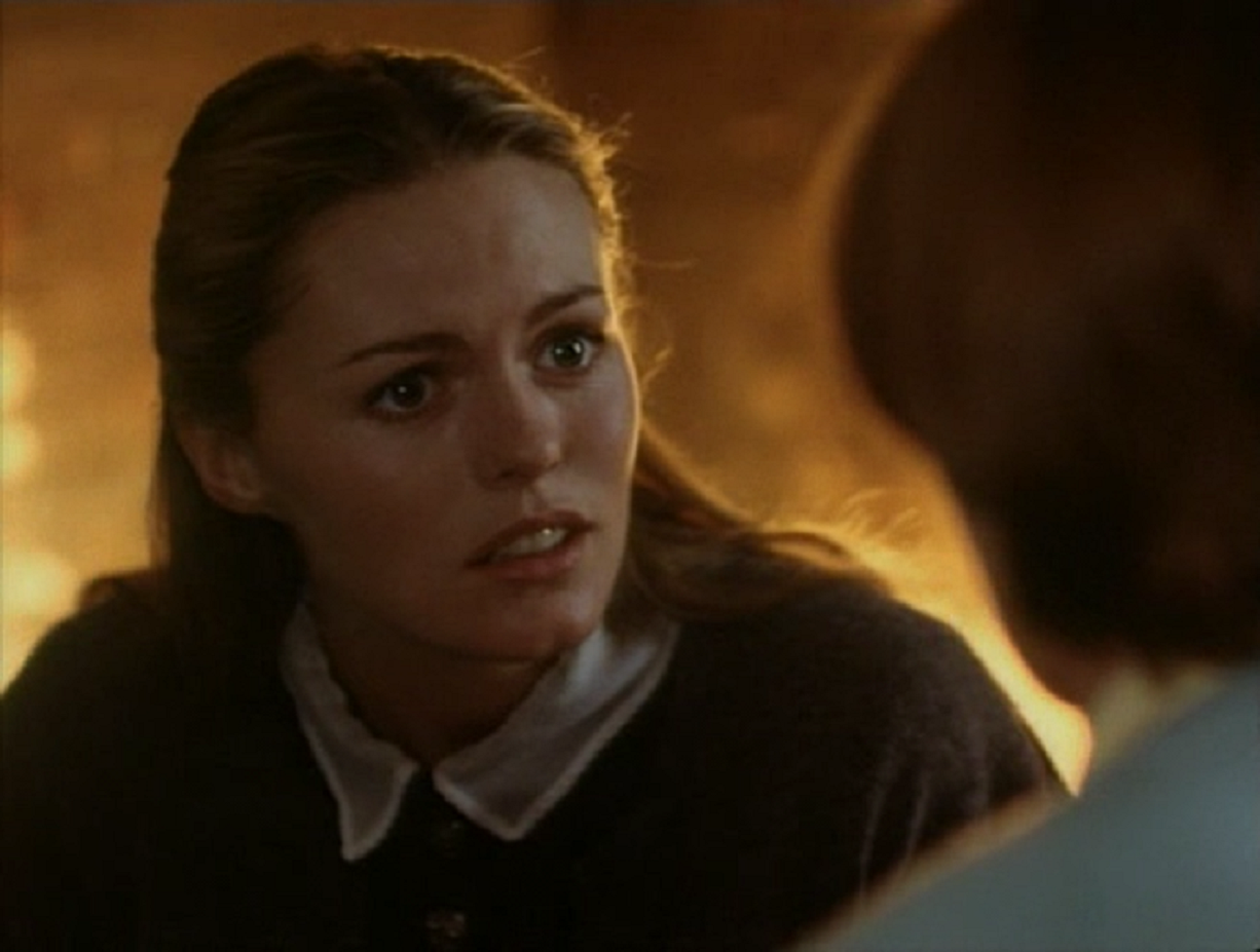 Patsy Kensit as the governess Jenny Gooding in The Turn of the Screw (1992)