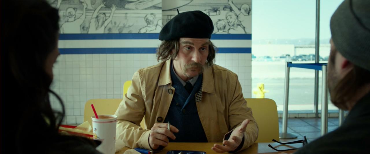 Guy LaPointe (Johnny Depp) in Tusk (2014)