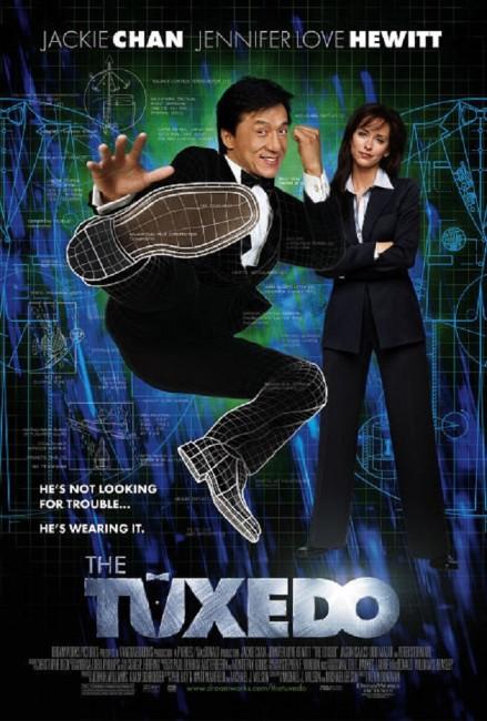 The Tuxedo (2002) poster