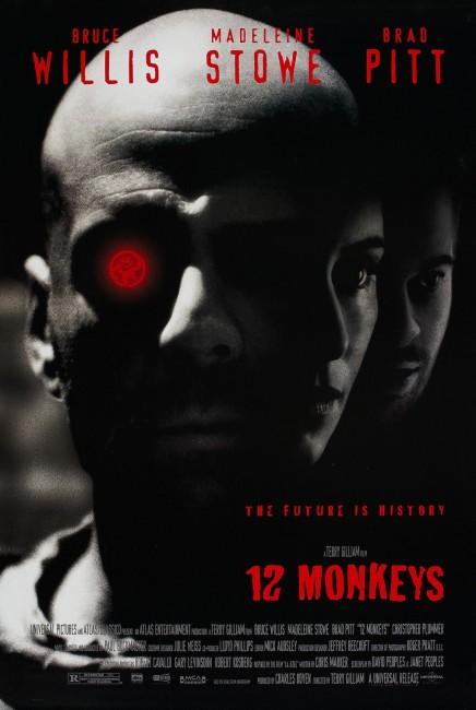 Twelve Monkeys (1995) poster