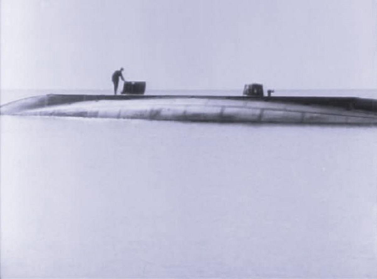 The Nautilus in Twenty Thousand Leagues Under the Sea (1916)