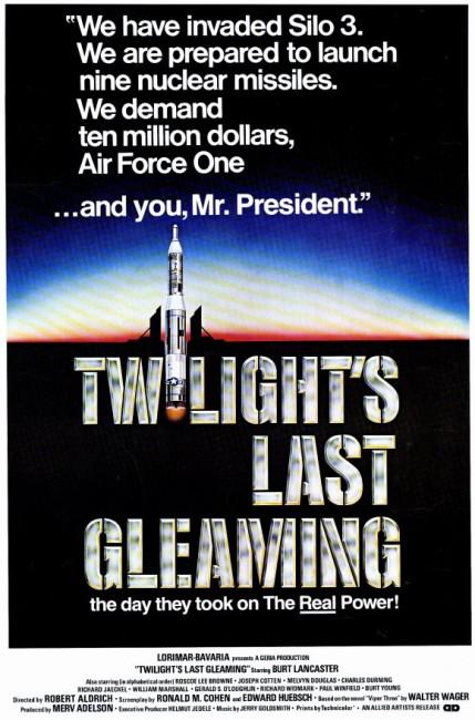 Twilight's Last Gleaming (1977) poster