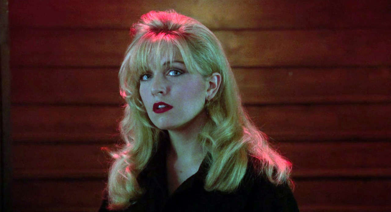 Sheryl Lee as doomed prom queen Laura Palmer in Twin Peaks: Fire Walk With Me (1992)