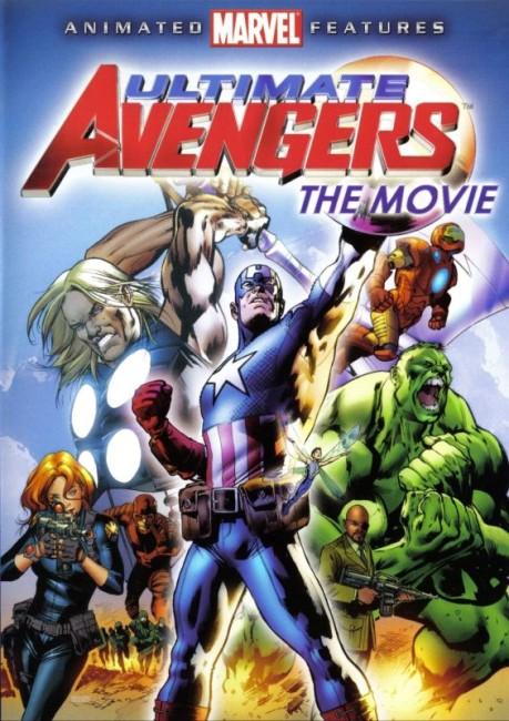 Ultimate Avengers (2006) poster