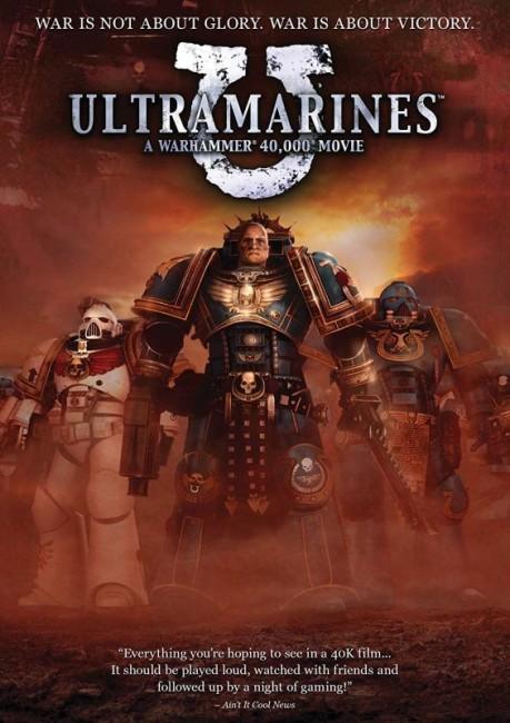 Ultramarines (2010) poster