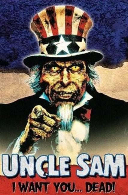 Uncle Sam (1997) poster
