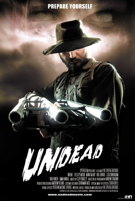 Undead (2003) poster