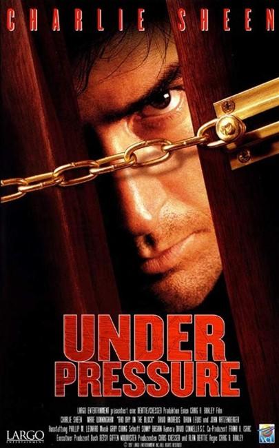 Under Pressure (1997) poster
