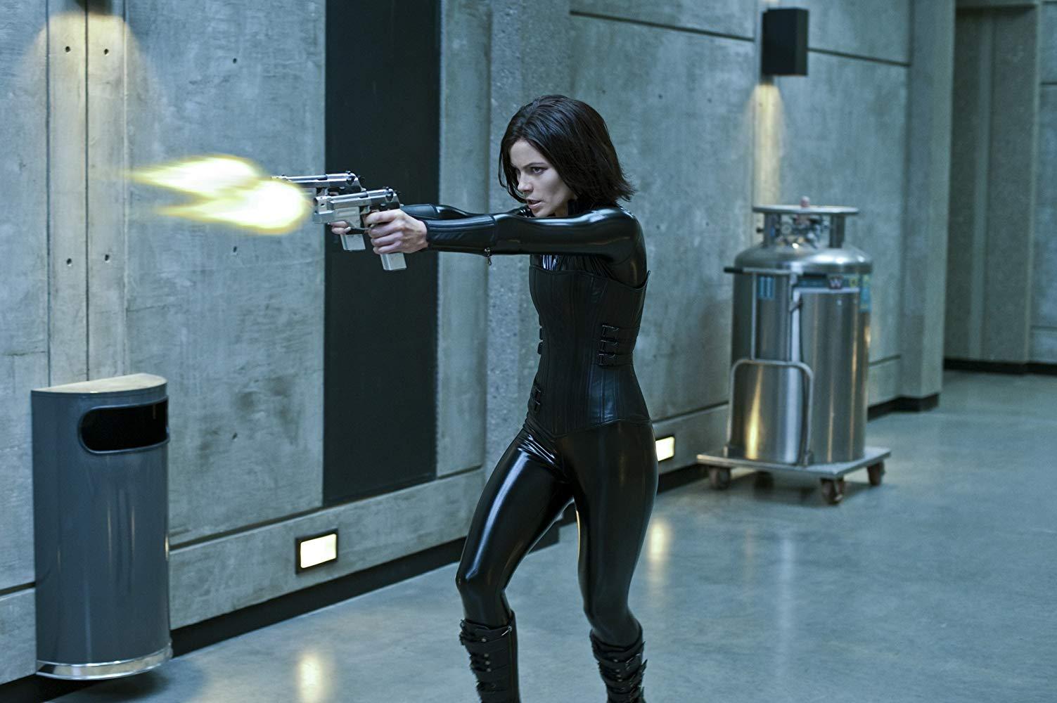 Kate Beckinsale as Selene in Underworld Awakening (2012)