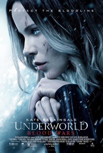 Underworld: Blood Wars (2016) poster