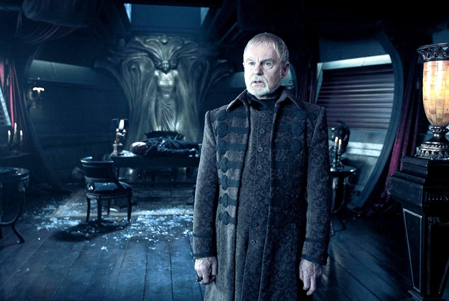 Derek Jacobi as Immortal patriarch Alexander Corvinus in Underworld: Evolution (2006)