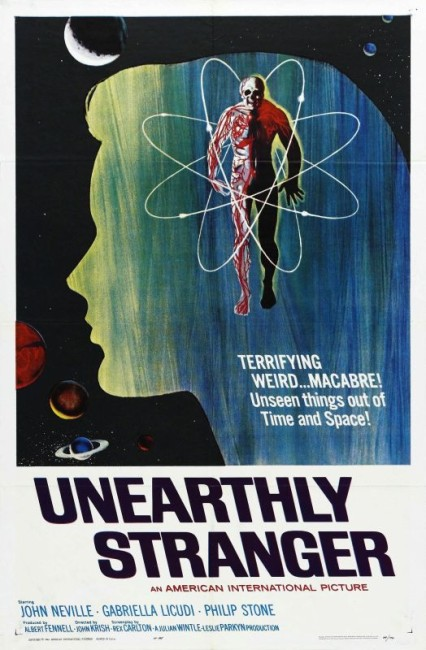 Unearthly Stranger (1963) poster