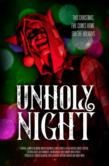 Unholy Night (2019) poster