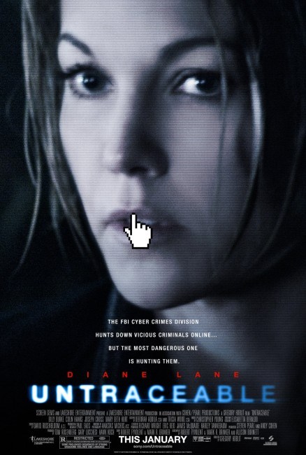 Untraceable (2008) poster
