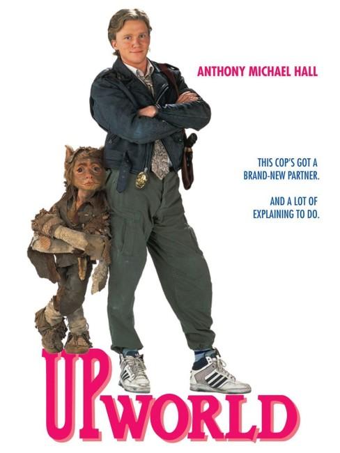 Upworld (1991) poster