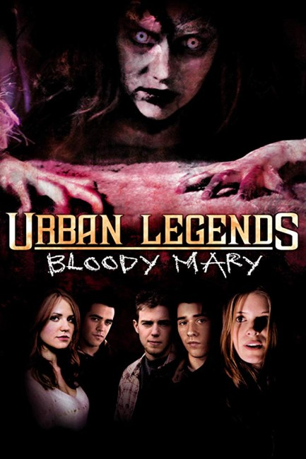 Urban Legends: Bloody Mary (2005) poster