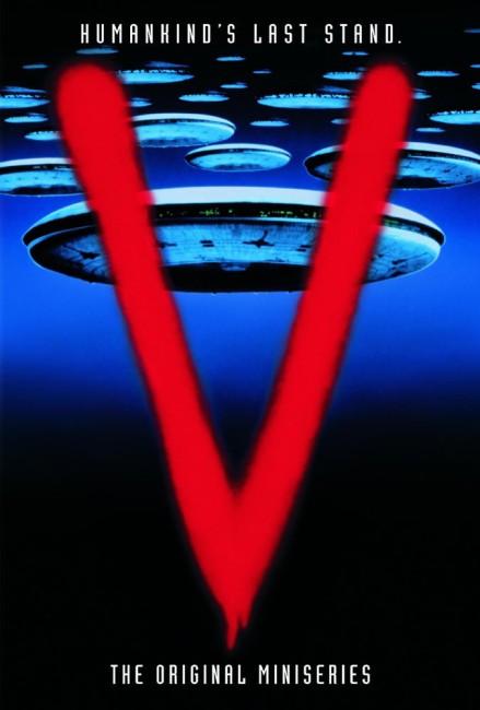 V (1983) poster