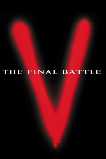 V: The Final Battle (1984) poster