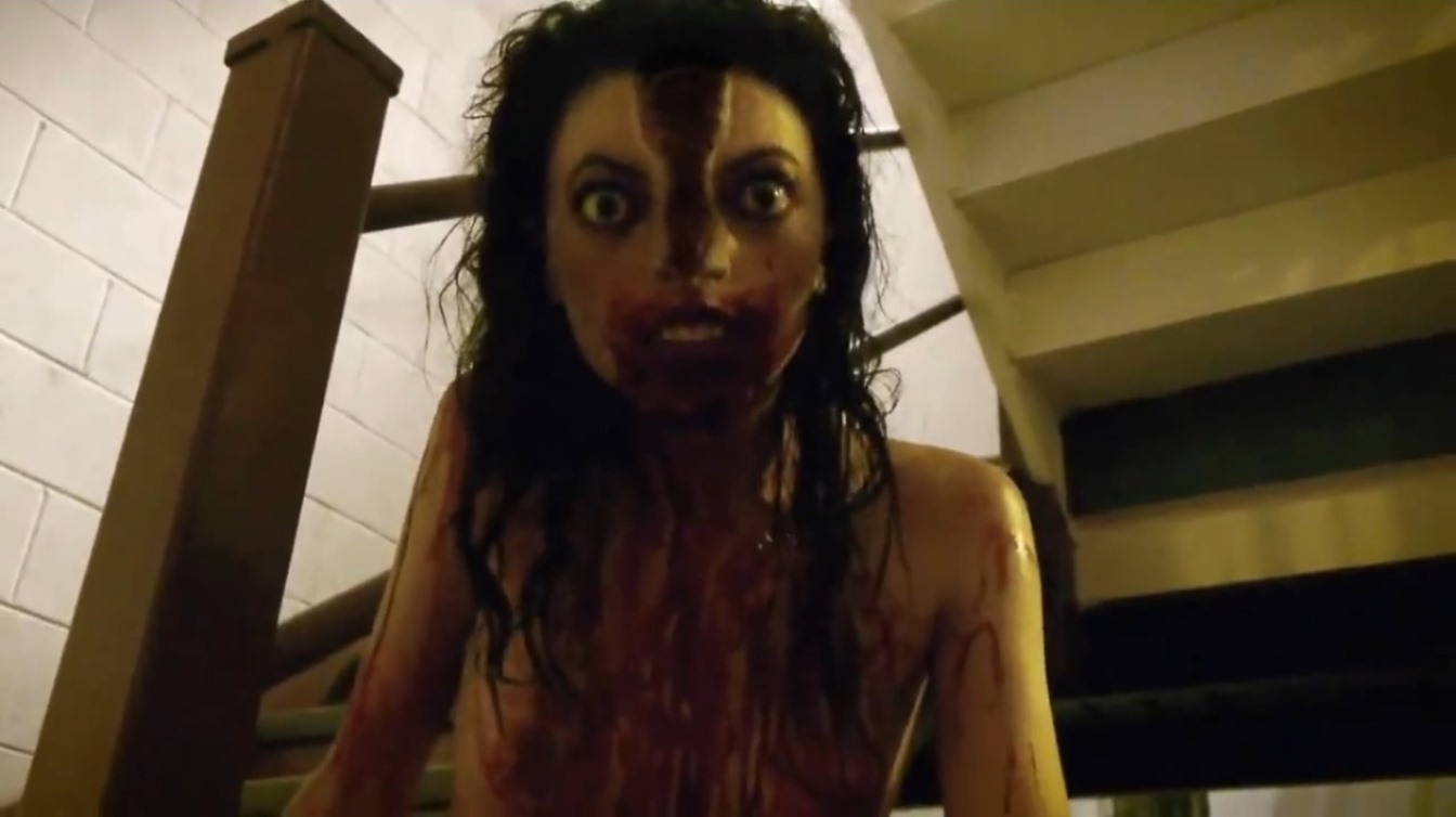 Hannah Fierman in V/H/S (2012)