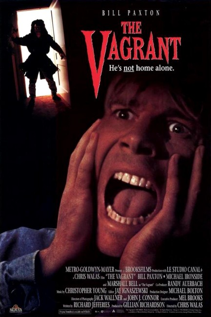 The Vagrant (1992) poster
