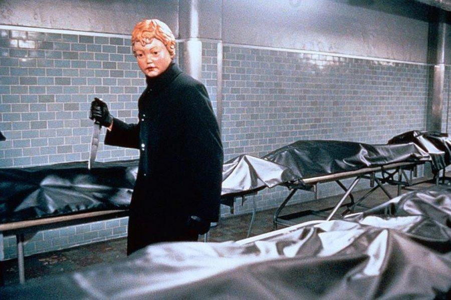 The Valentine's Day killer in Valentine (2001)