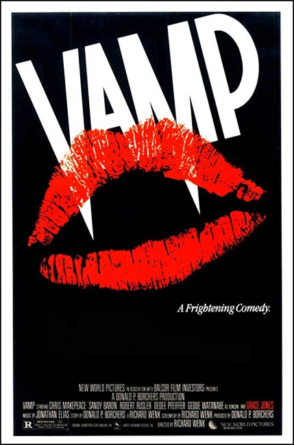 Vamp (1986) poster