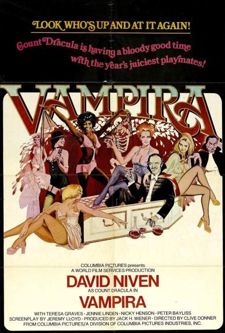 Vampira (1974) poster
