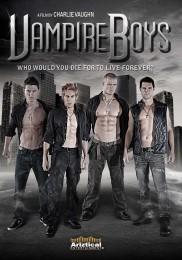 Vampire Boys (2011) poster