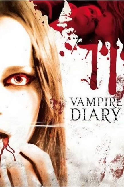 Vampire Diary (2007) poster