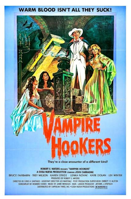 Vampire Hookers (1978) poster