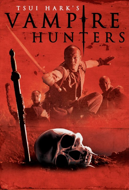 Vampire Hunters/Era of Vampires (2002) poster