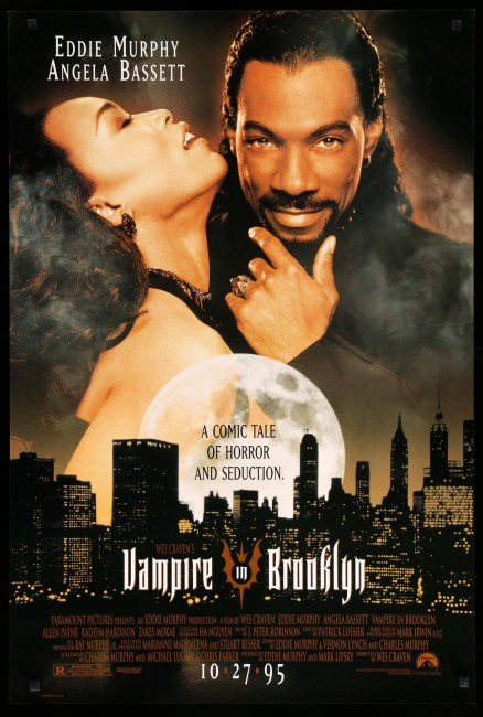 Vampire in Brooklyn (1995) poster