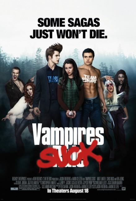 Vampires Suck (2010) poster