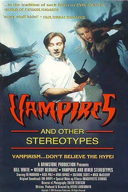 Vampires and Other Stereotypes (1994) poster