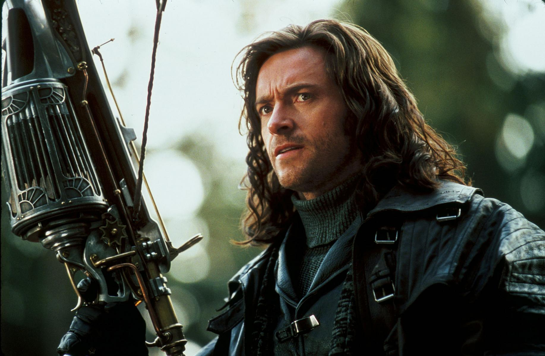 Hugh Jackman as Van Helsing (2004)