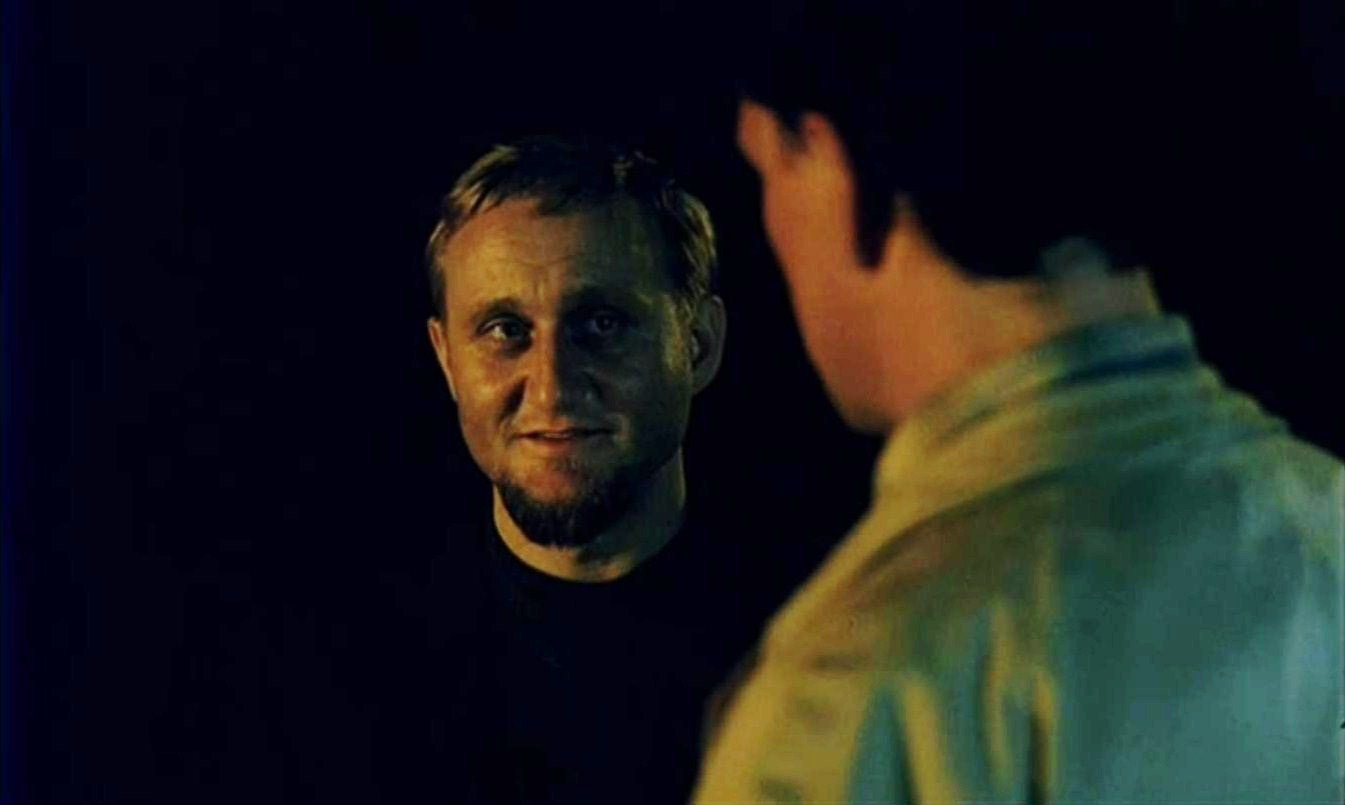 Serial killer Bernard-Pierre Donnadieu in The Vanishing (1988)