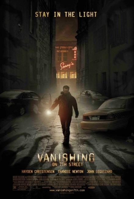 Vanishing on 7th Street (2010) poster