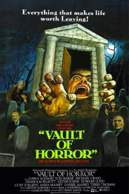 The Vault of Horror (1973) poster