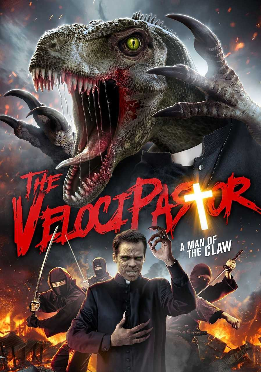 The VelociPastor (2018) poster