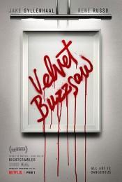 Velvet Buzzsaw (2019) poster